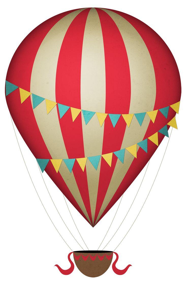 Poinsettia clipart balloon Pinterest vintage about clipart balloon