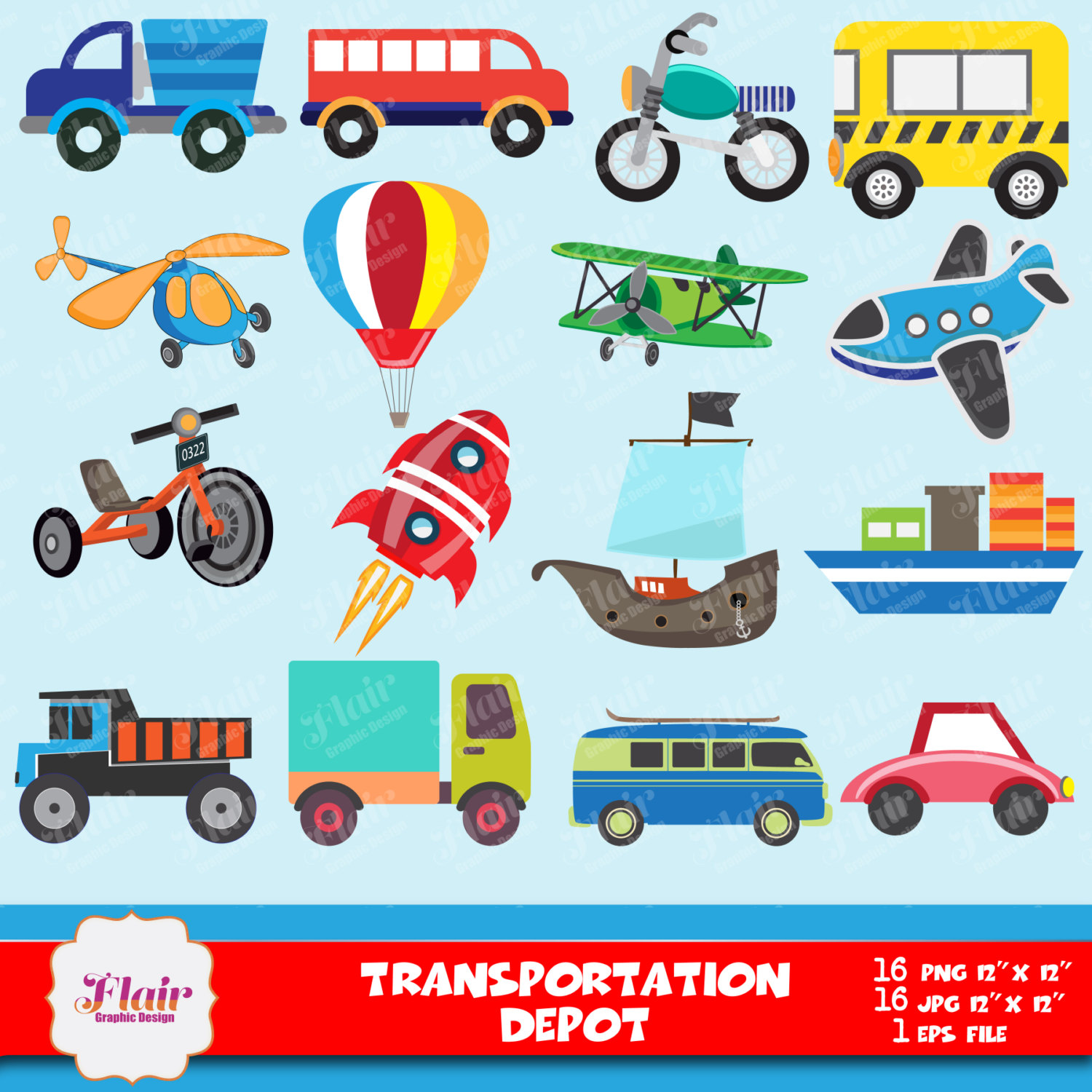 Traffic clipart car bus File Clipart Cars Clipart This
