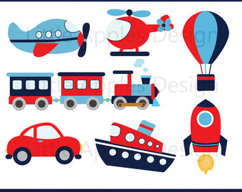 Boat clipart airplane Boat art Plane Air Transportation