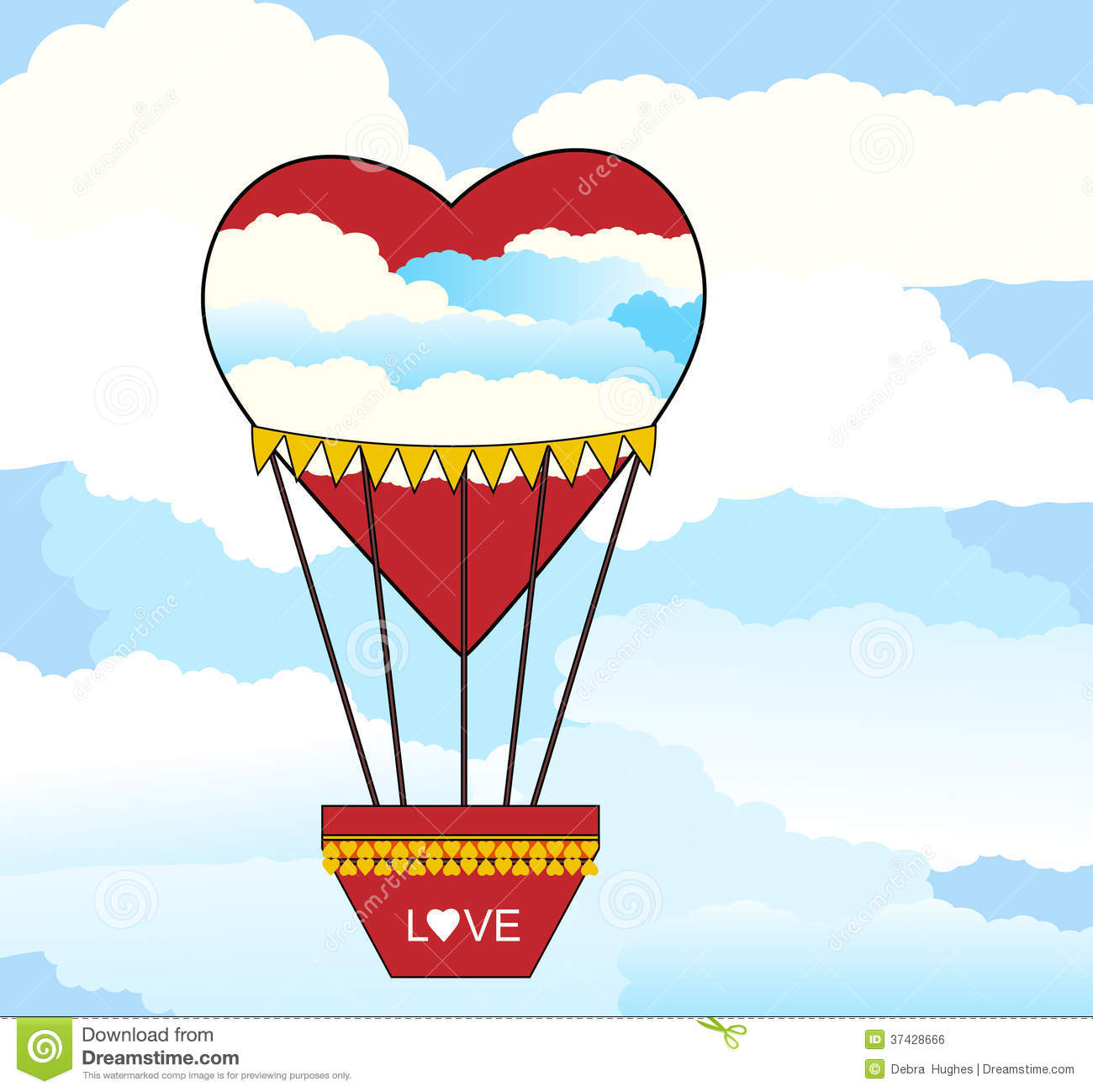 Heart clipart hot air balloon Hot%20air%20balloons%20in%20the%20clouds Hot Air Clipart Panda
