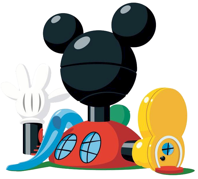 Logo clipart mickey mouse clubhouse #1