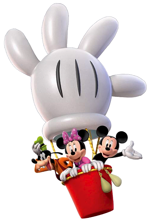 Mickey Mouse clipart balloon Balloon Clubhouse Mouse Mickey Clipart