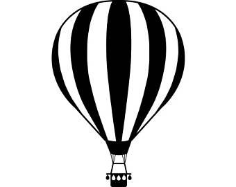Hot Air Balloon clipart parachute #10