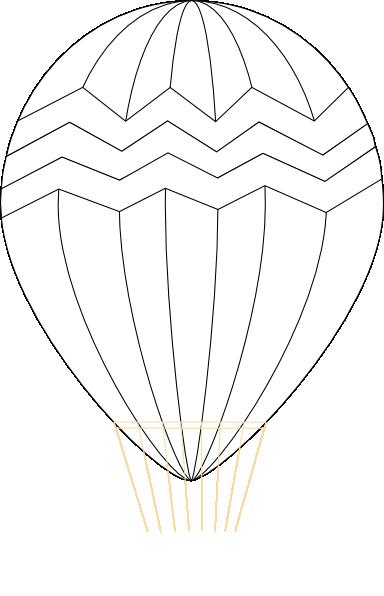 Hot Air Balloon clipart parachute #7