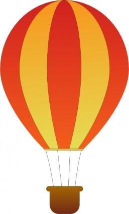Hot Air Balloon clipart parachute #3