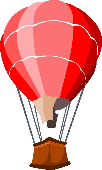 Hot Air Balloon clipart parachute #8