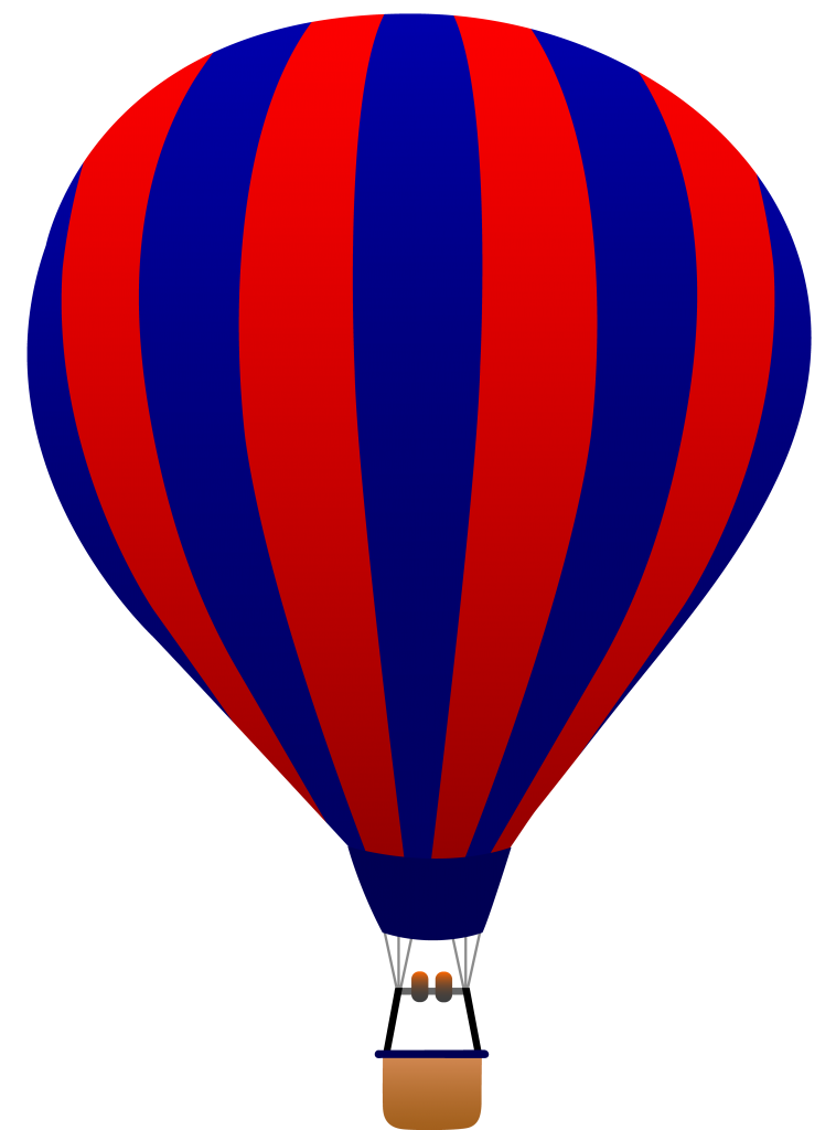 Balloon clipart hotair Balloon Air Images And White