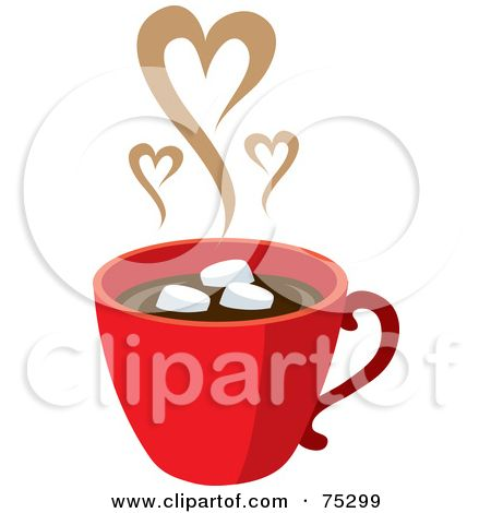 Hot Chocolate clipart Royalty Floating On Pinterest AND