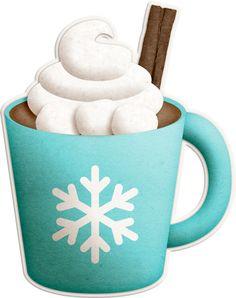 Winter clipart hot cocoa Cocoa  Illustration COCOA on