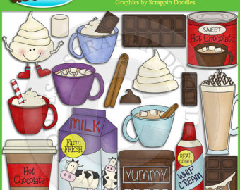 Hot Chocolate clipart holiday #10