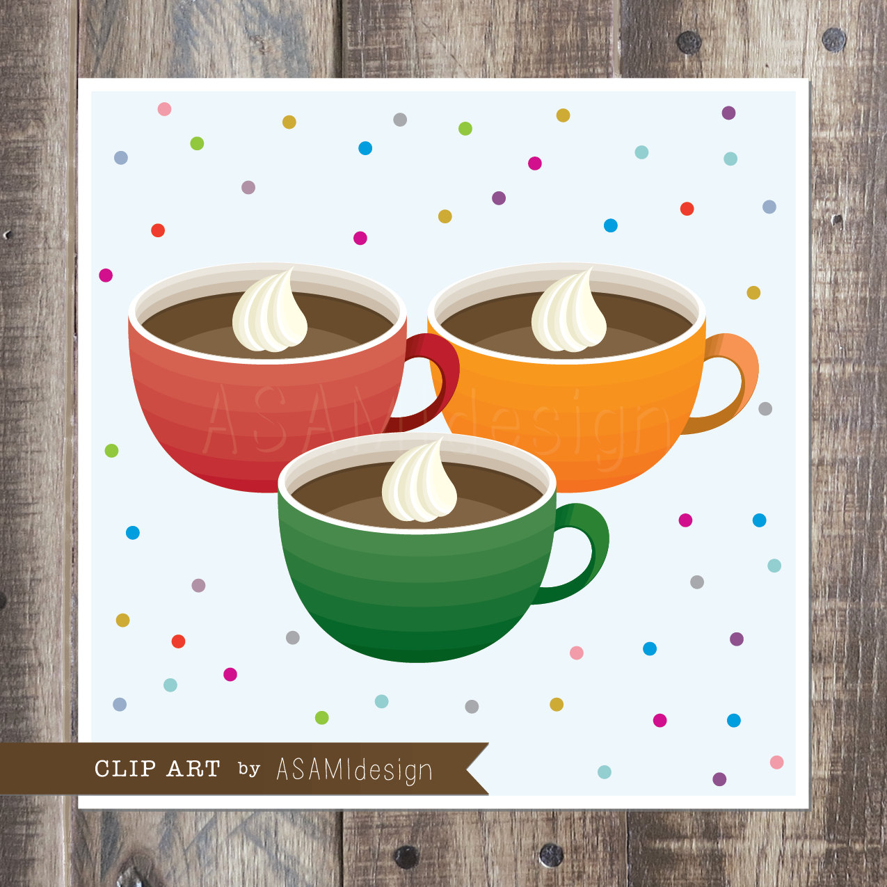 Hot Chocolate clipart holiday #6