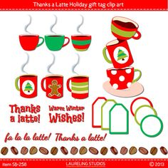 Hot Chocolate clipart holiday #14