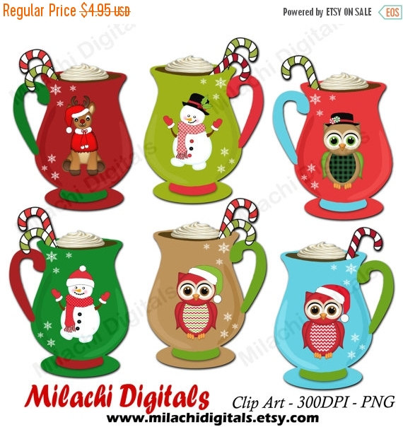 Hot Chocolate clipart holiday #5