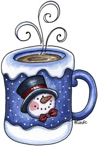 Hot Chocolate clipart holiday #15