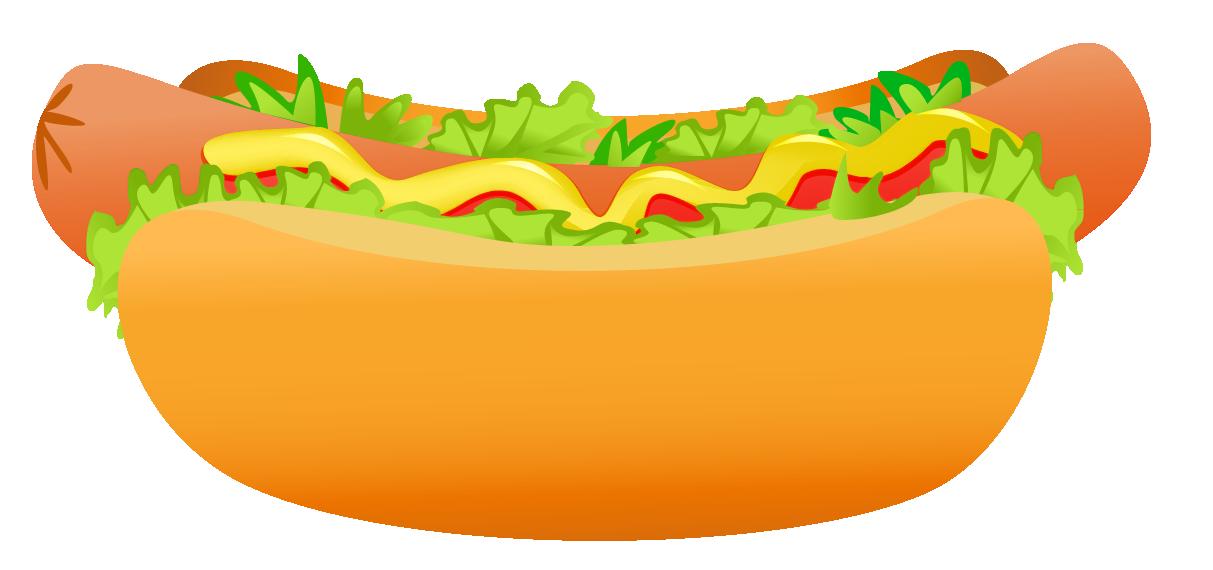 Hot Dog clipart Art art photo clip clipart