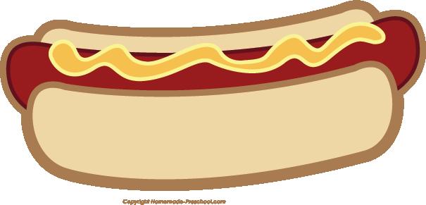 Hot Dog clipart Clipart Dog com Hot Fun