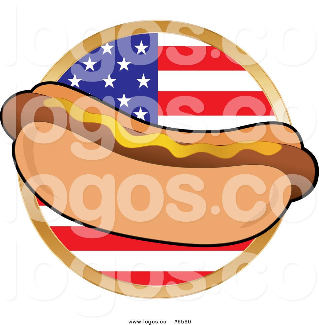 Hot Dog clipart american food Free Royalty #6560 American Dog