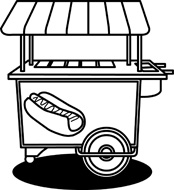 Stands clipart Search 84 hot stand Pictures