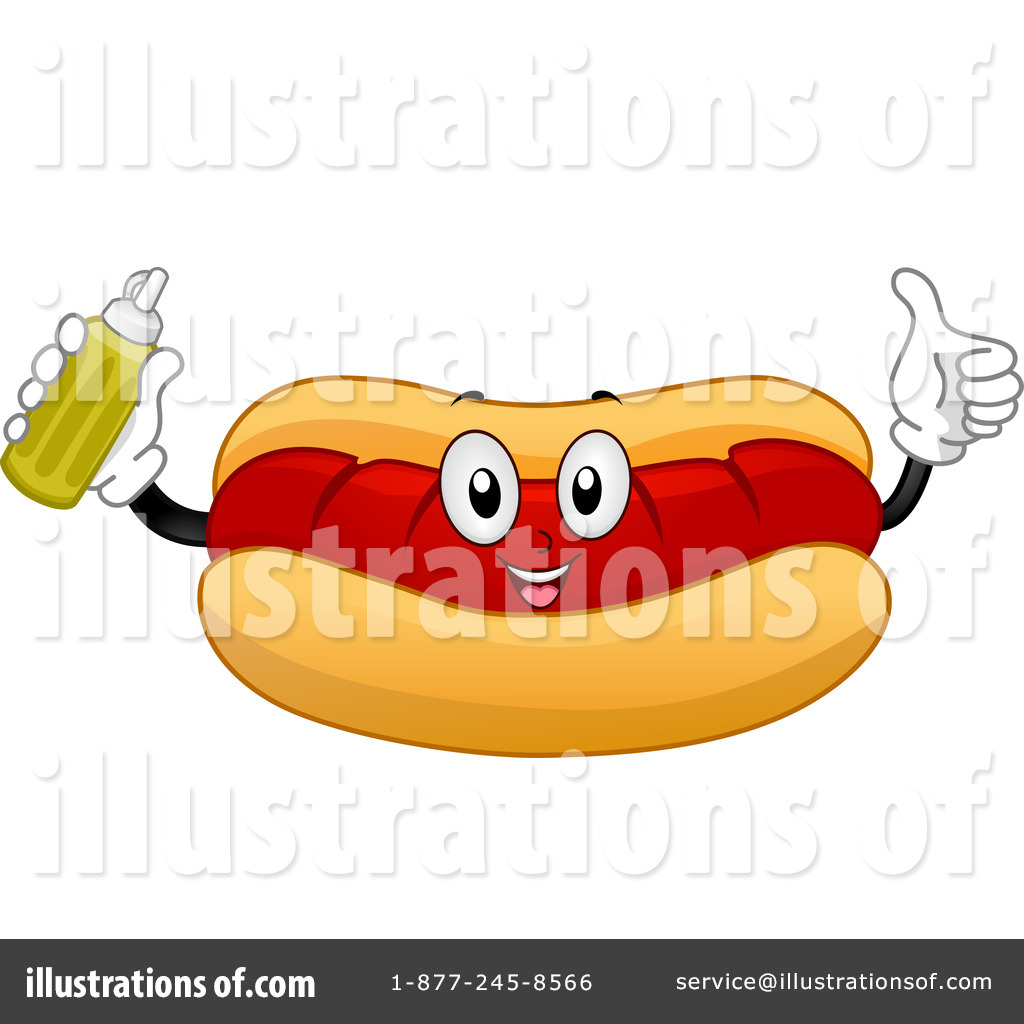 Hot Dog clipart red Royalty Dog by BNP #1117304