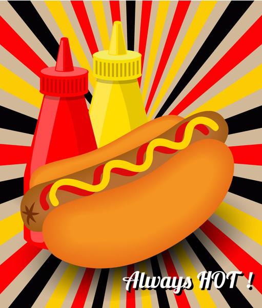 Advertisement clipart hotdog (1 Free (1 art svg