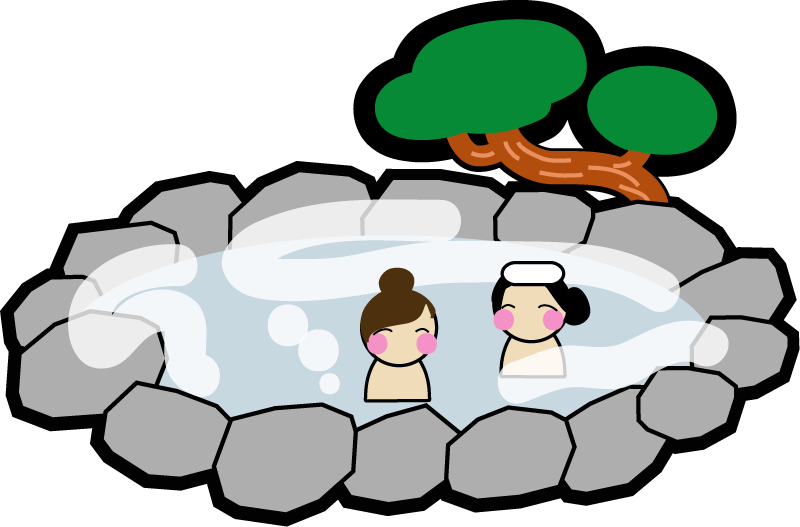 Hot Springs clipart #13