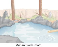 Hot Springs clipart #7