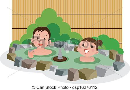 Hot Springs clipart #9