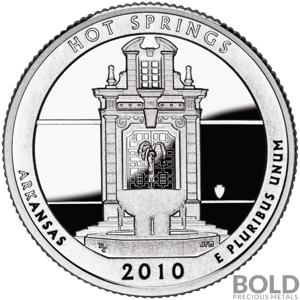 Hot Springs clipart black and white Proof SPRINGS S Metals ATB