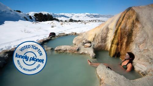 Hot Springs clipart bridgeport ca Sierra  Eastern Mono Springs