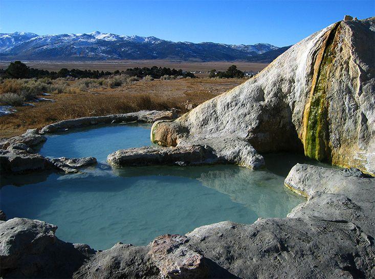 Hot Springs clipart bridgeport ca Hot away near Couples best