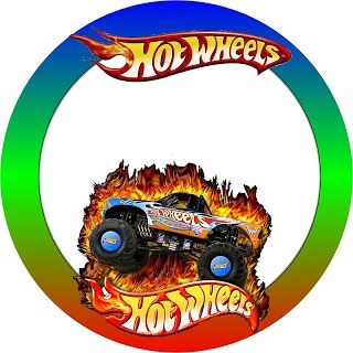 Hot Wheels clipart border Wheels with labels for Hot