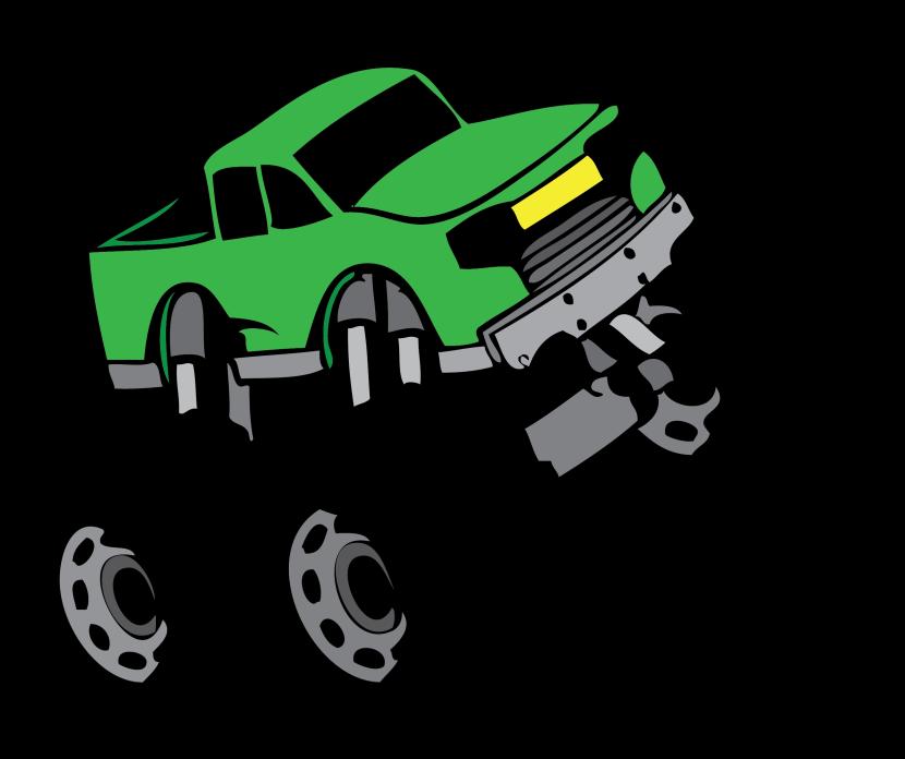 Hot Wheels clipart border Clipart Truck com Free Clipartion