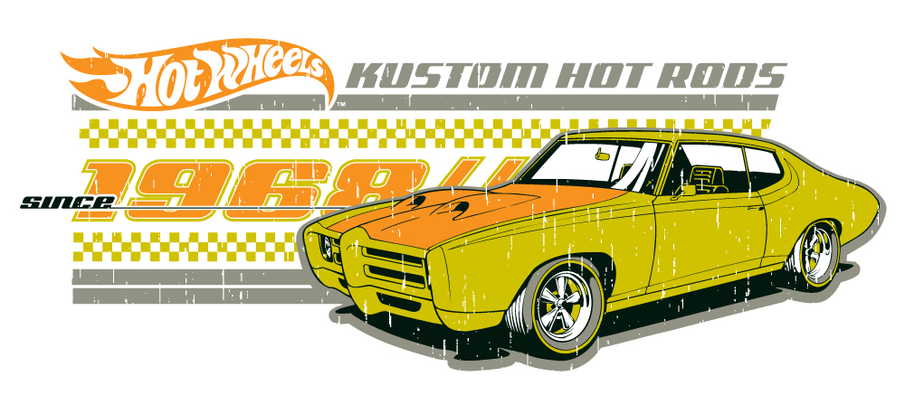Hot Wheels clipart car show Throwback Wheels Hot Heritage Highlight: