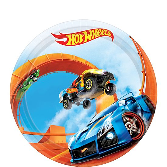 Hot Wheels clipart car show 8ct Boys Dessert Wheels Hot