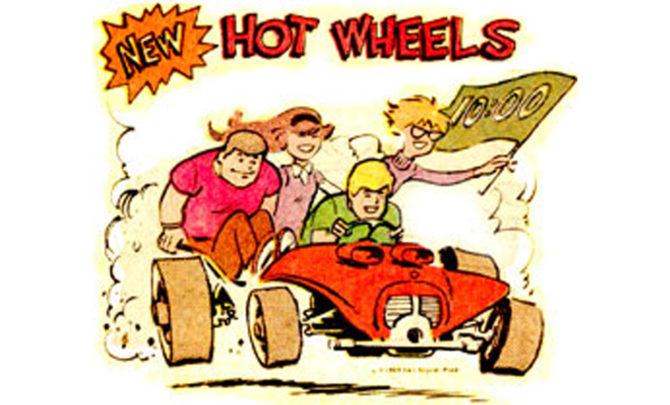 Hot Wheels clipart cartoon American Wheels' hot Cartoon 2