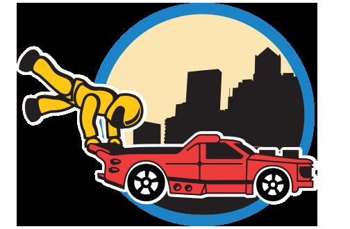 Hot Wheels clipart cartoon Car Stunts ONS RIDE Videos