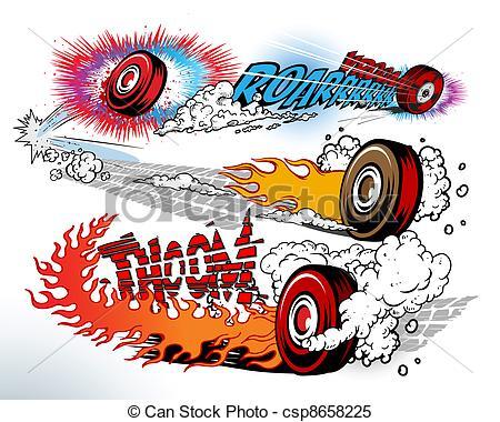 Hot Wheels clipart cartoon Wheels cartoon wheels hot Clipart