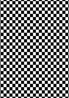 Hot Wheels clipart checkered Patterned  Racing Paper Car