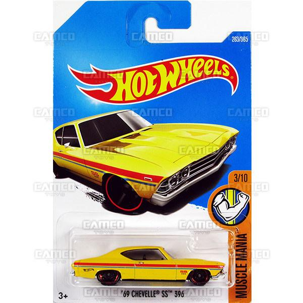 Hot Wheels clipart chevelle ss 2 69 #263 Page Toys