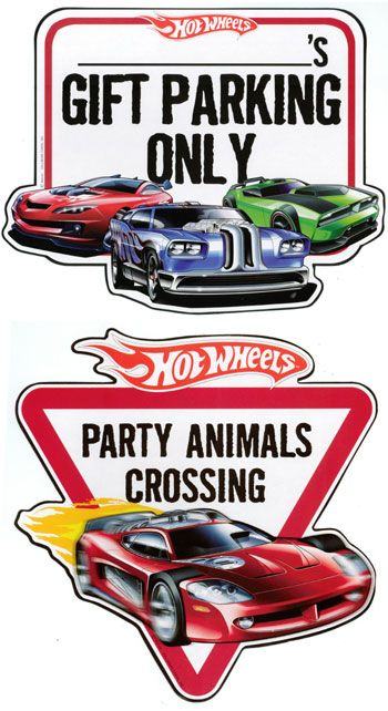 Hot Wheels clipart cute 86 party Pinterest Hot signs