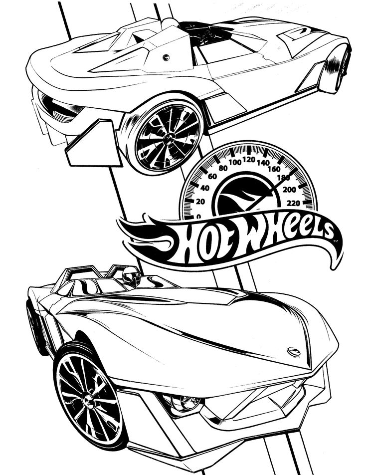 Hot Wheels clipart cute 10 on Pages best Coloring