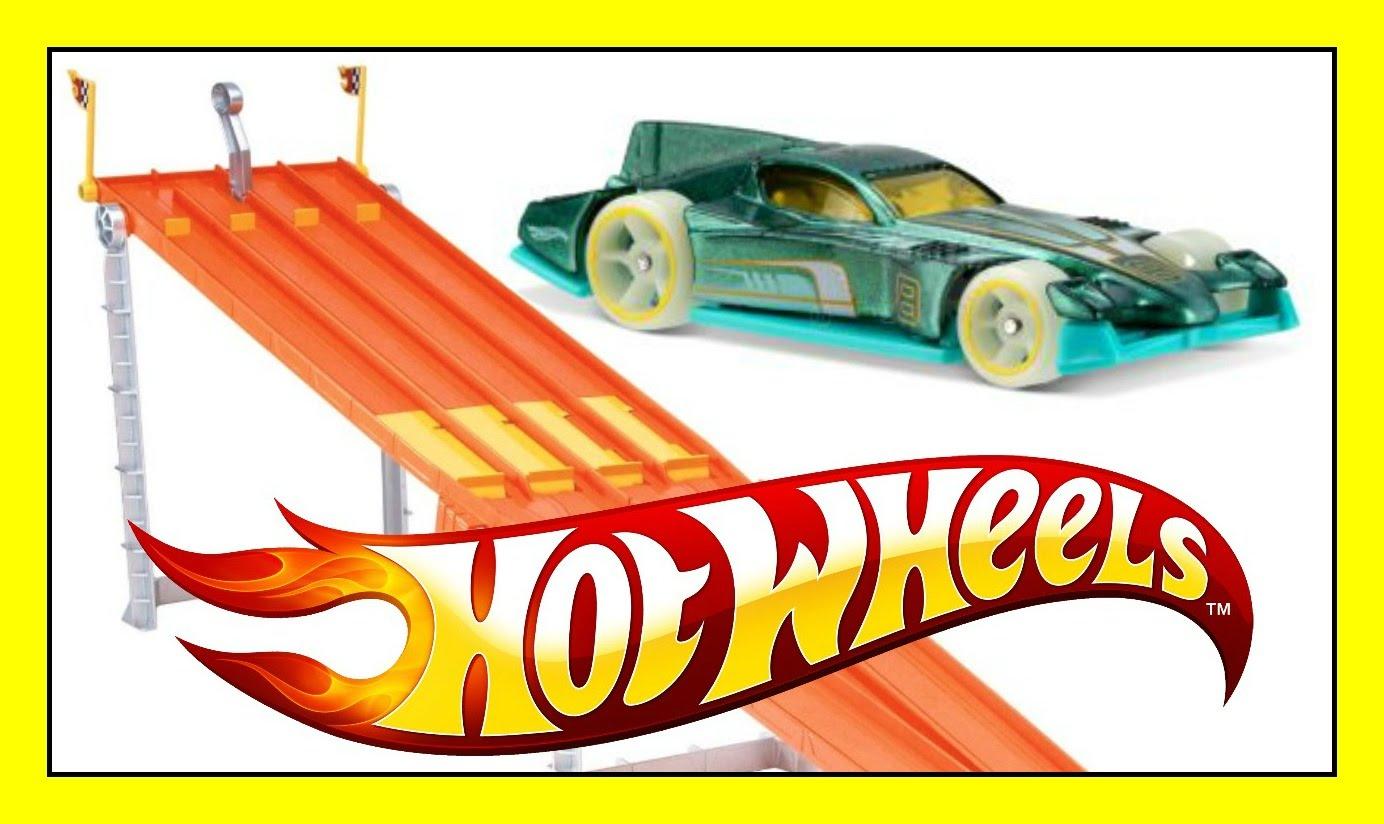 Hot Wheels clipart drag racing Hot 4 Race Trackset Race
