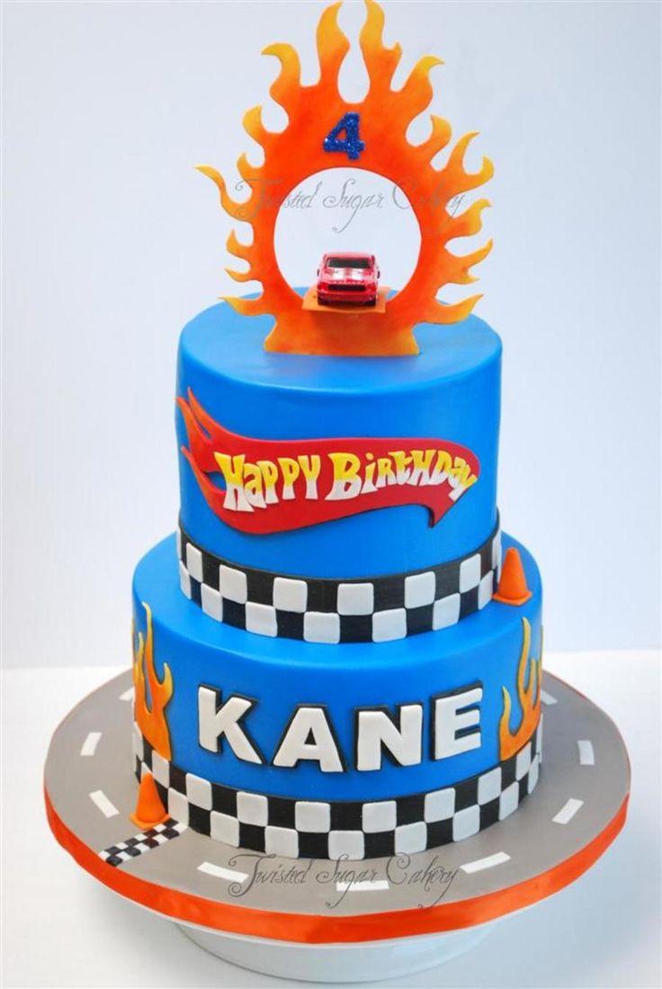 Hot Wheels clipart flame outline Hot Cake Car birthday Pinterest