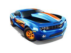 Hot Wheels clipart matchbox car Cars Trucks 2015 Car camaro