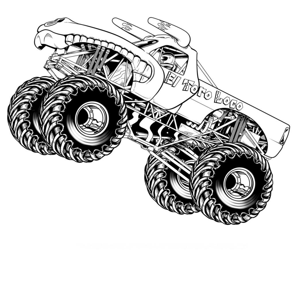 Drawn truck hot wheel car Hotrod coloring Hot ColoringStar wheels
