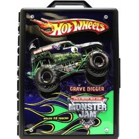 Hot Wheels clipart monster jam Monster Case: to Wheels Truck