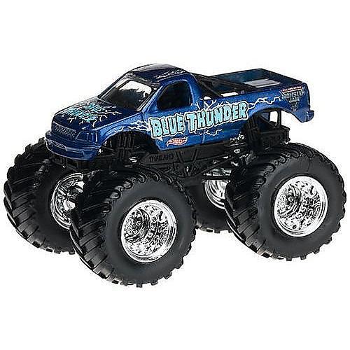 Hot Wheels clipart monster jam Blue  Blue Wheels Monster