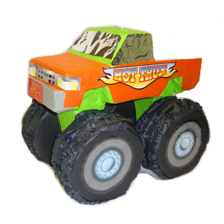 Hot Wheels clipart monster truck tire Green Pinata Pinterest Hot Green
