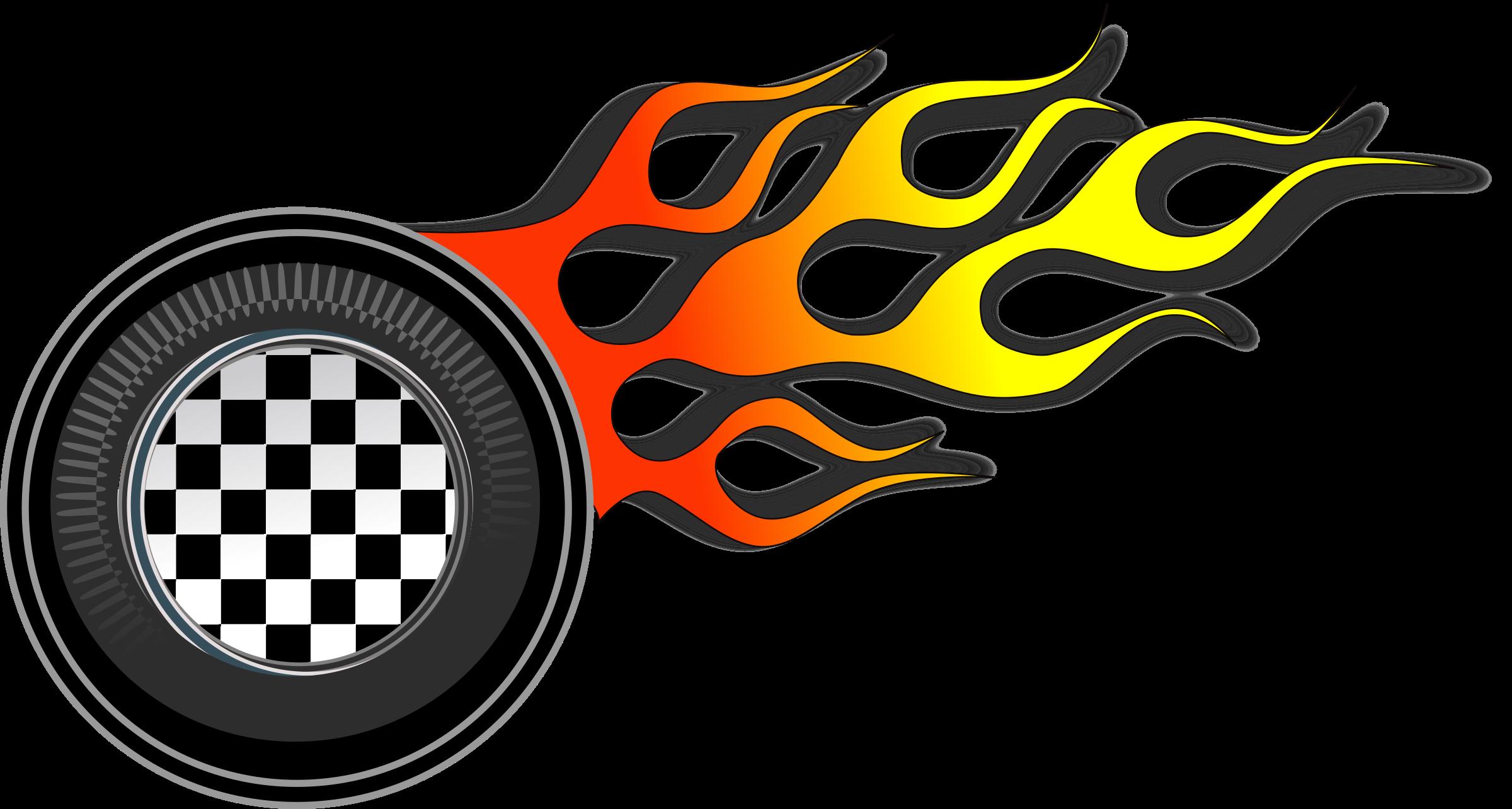 Hot Wheels clipart motor racing Racing Wheel Wheel Clipart Racing