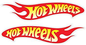 "Hot Wheels clipart nascar 2(2"" com Sticker Hot Hot"